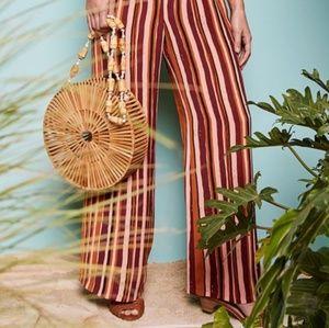 Modcloth Bamboo Bag